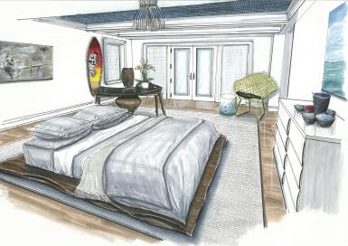 Hamptons Holiday Showhouse - Carmina Roth Interiors