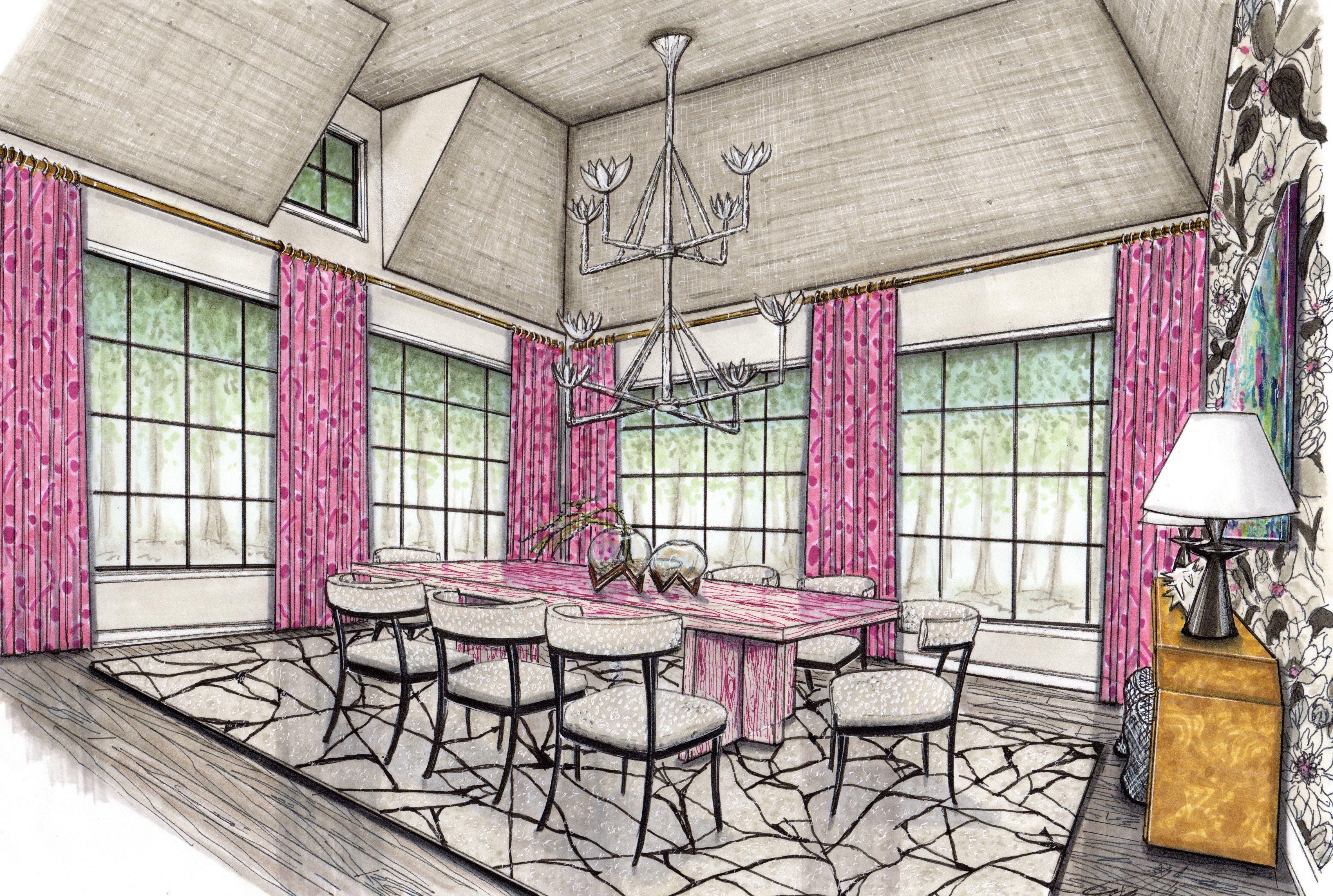 Ashley Delapp Dining Room