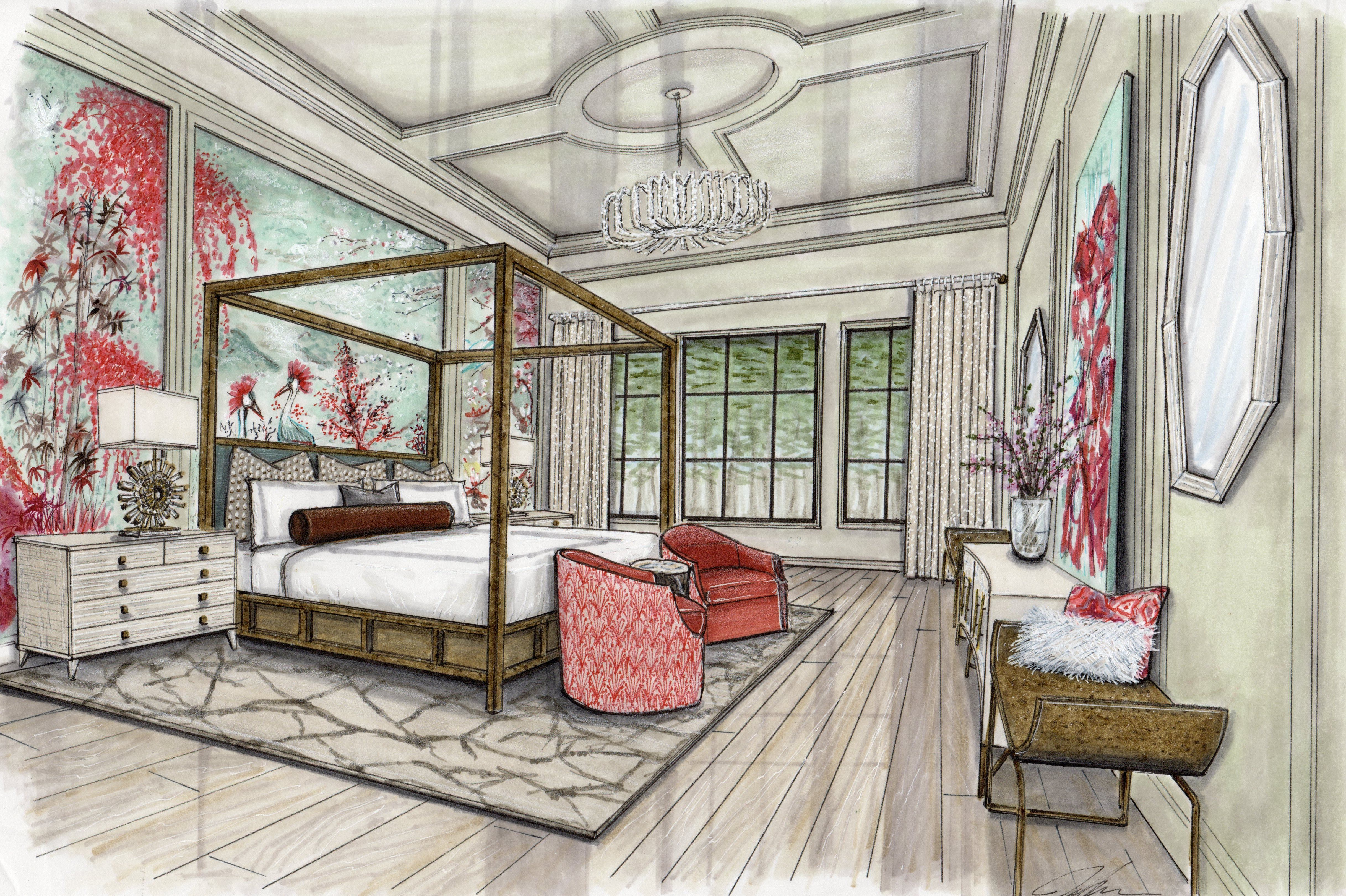 Jody Kurtz Master Bedroom