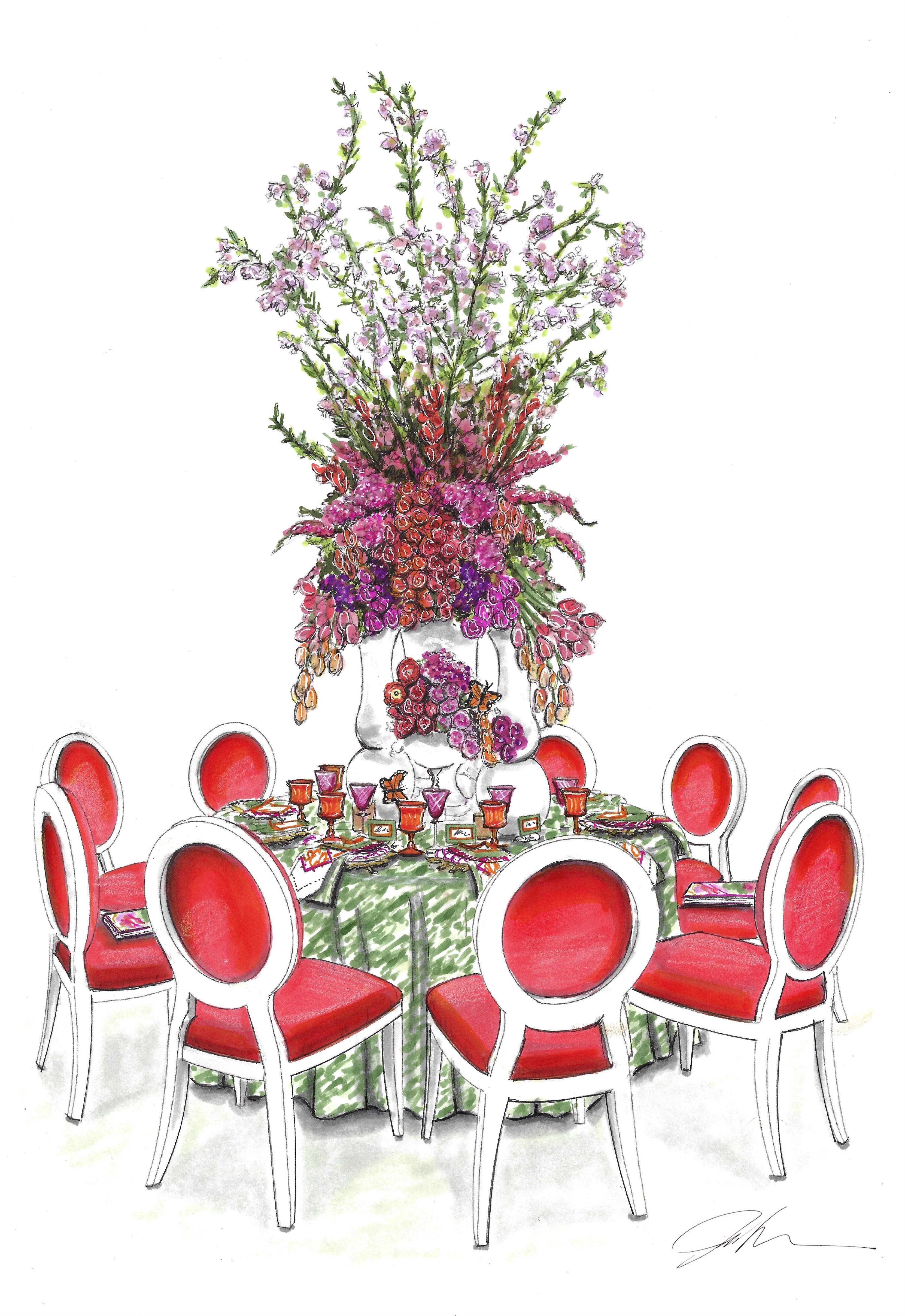 Shayla Tablescapes